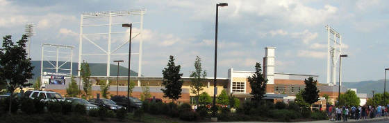 Medlar Field at Lubrano Park - University City, Pa