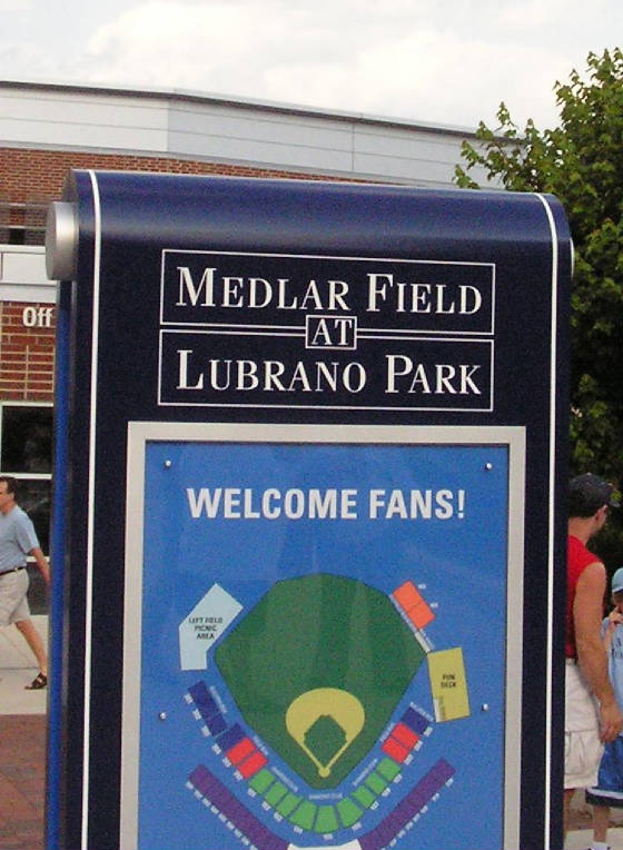 Medlar Field @ lubrano Park - State College,Pa